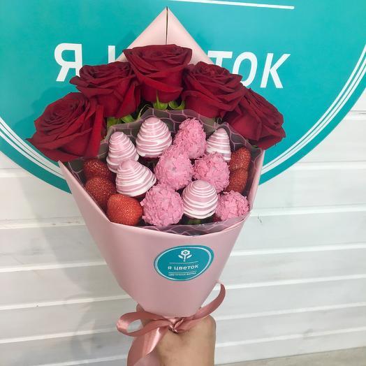 Bouquet True Love Grande: flowers to order Flowwow