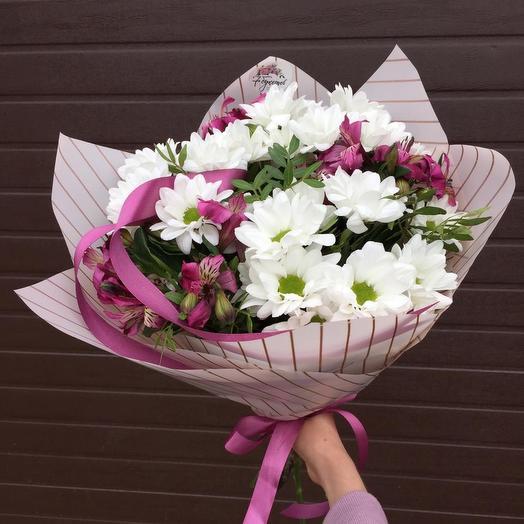 Сочный презент: букеты цветов на заказ Flowwow