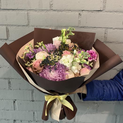 Букет настроения 2: букеты цветов на заказ Flowwow