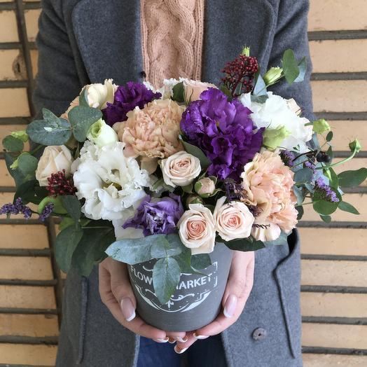 Нескучный сад: букеты цветов на заказ Flowwow