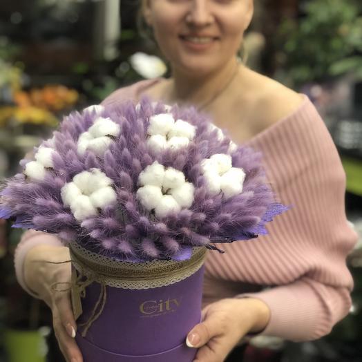 Фиолет: букеты цветов на заказ Flowwow