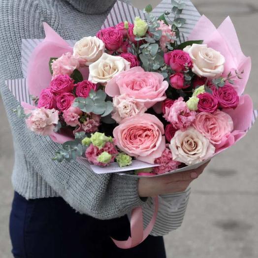 Куколке: букеты цветов на заказ Flowwow