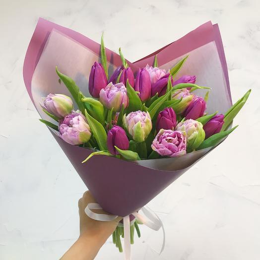 Пионовидый: букеты цветов на заказ Flowwow