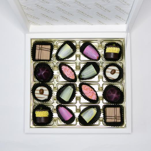Набор 5 из конфет FRENCH KISS: букеты цветов на заказ Flowwow
