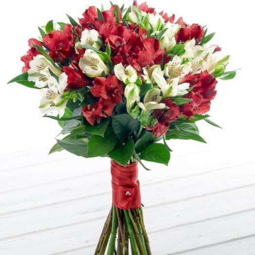 Букет Лада: букеты цветов на заказ Flowwow