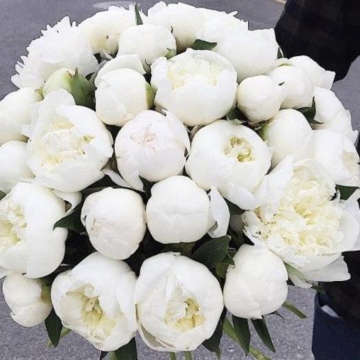 Королевские пионы: букеты цветов на заказ Flowwow