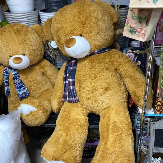 Гигант медведь Добрыня 145 см