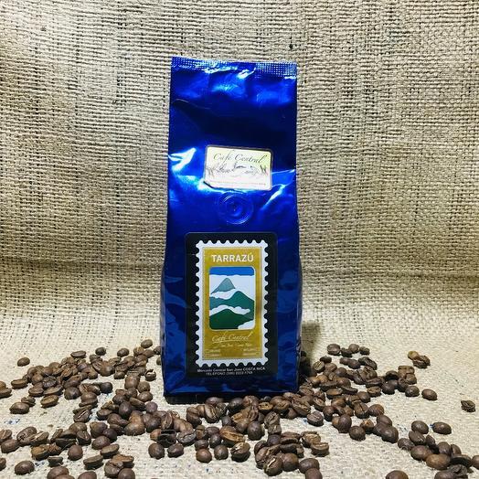 Кофе в зёрнах Tarrazu Cafe Central Коста-Рика 250 грамм