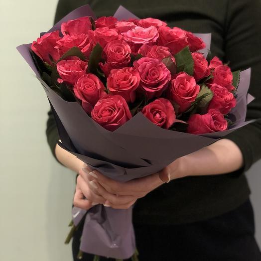 Моно из 25 роз