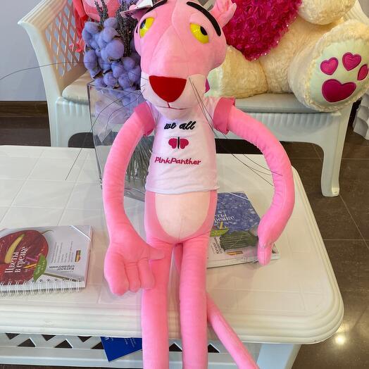 Long Pink Panther