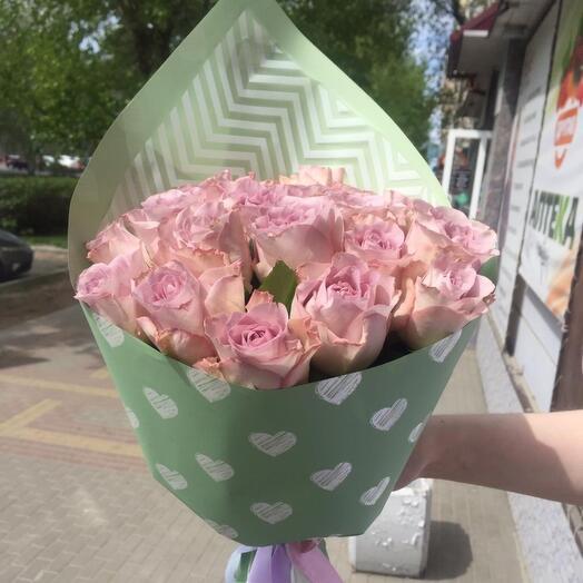 Розы Кения 32 см