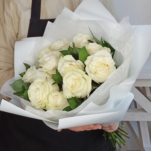 Букет из 11 роз Эквадор