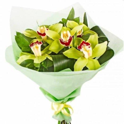 БЦ-160118 Тропикана: букеты цветов на заказ Flowwow