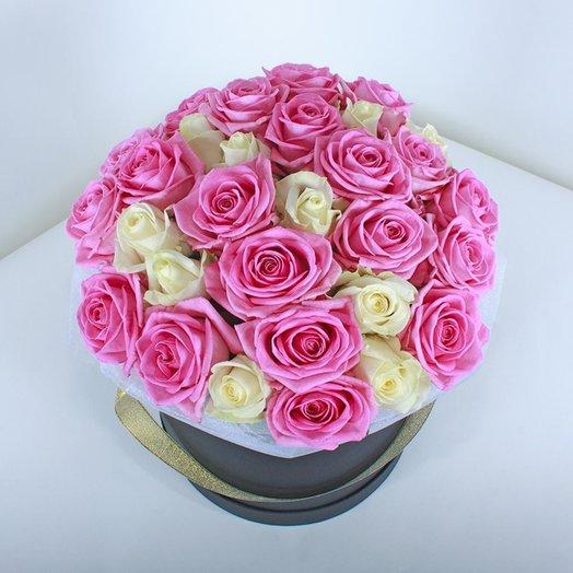 Шляпа Белароз: букеты цветов на заказ Flowwow