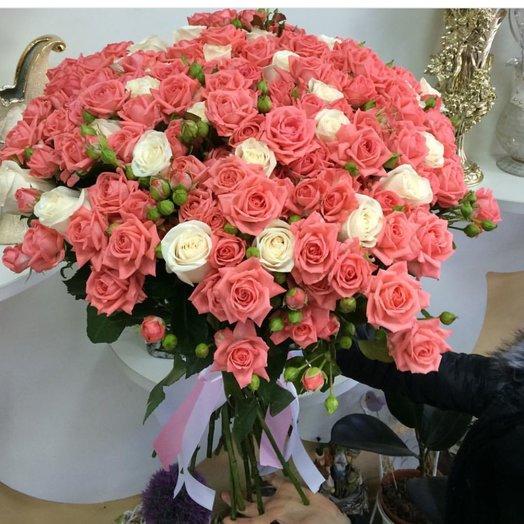 Букет Соблазн: букеты цветов на заказ Flowwow