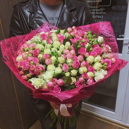 Астрой, курьерская доставка цветов по городу симферополь