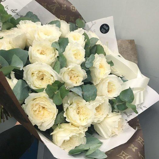 Облако аромата!: букеты цветов на заказ Flowwow