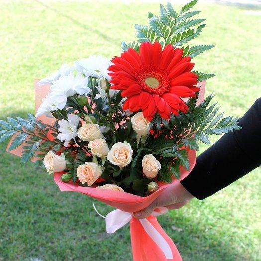 """Букет """"Мона"""": букеты цветов на заказ Flowwow"""