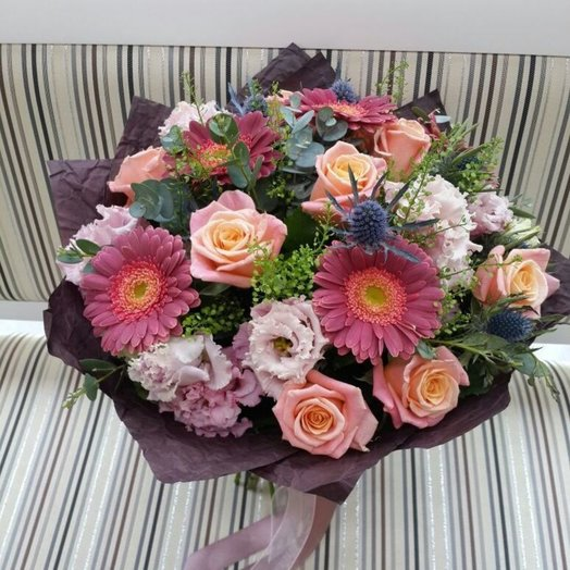 Первый звонок: букеты цветов на заказ Flowwow