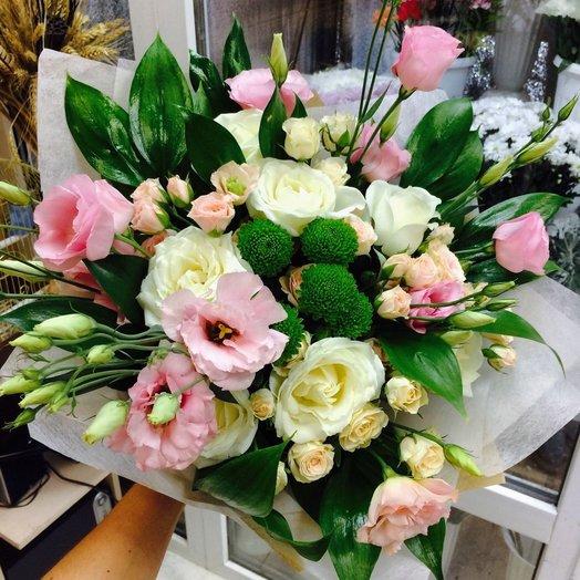 Сорбет: букеты цветов на заказ Flowwow