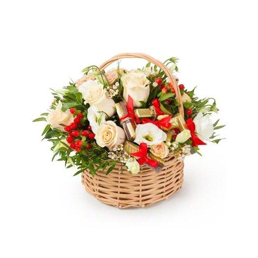 Букет  131 Грандии: букеты цветов на заказ Flowwow