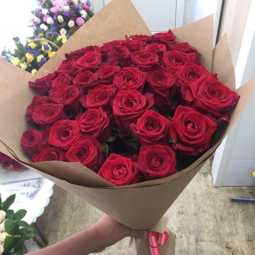 Букет из 31 роз