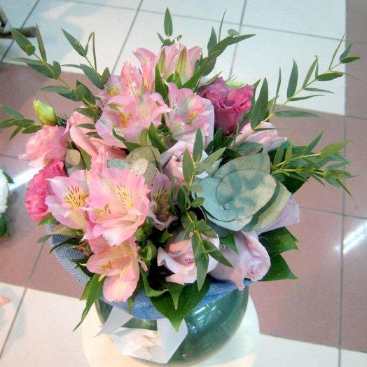 Бьенда: букеты цветов на заказ Flowwow