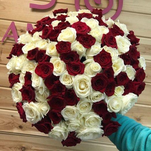 Вселенная: букеты цветов на заказ Flowwow