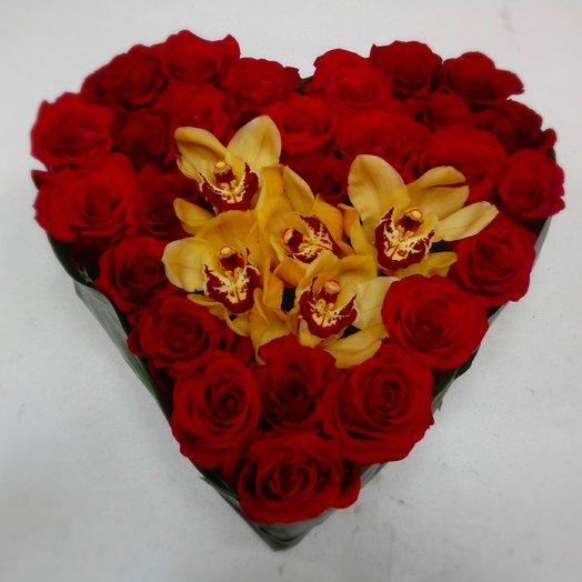Made by Жасмин 8: букеты цветов на заказ Flowwow