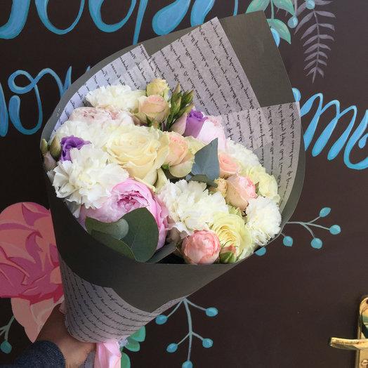 Букет Рафаэль: букеты цветов на заказ Flowwow