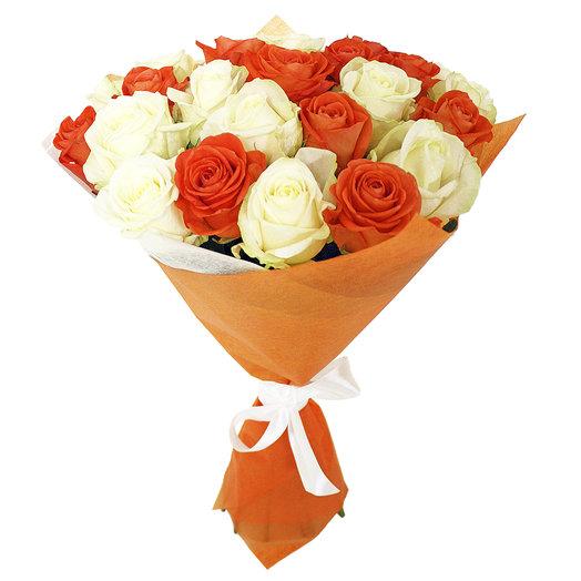 Букет Дыхание юности  25 шт 50см: букеты цветов на заказ Flowwow