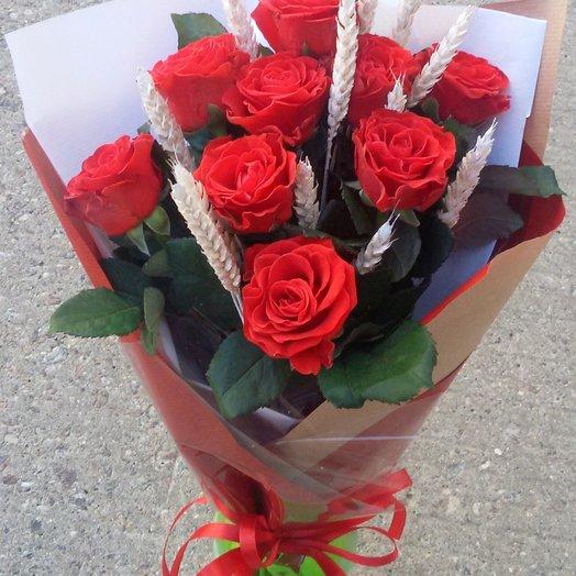 Мерседес: букеты цветов на заказ Flowwow