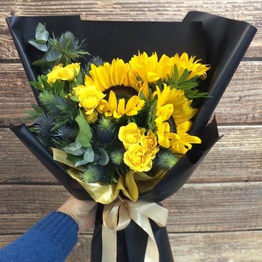 Саншайн : букеты цветов на заказ Flowwow