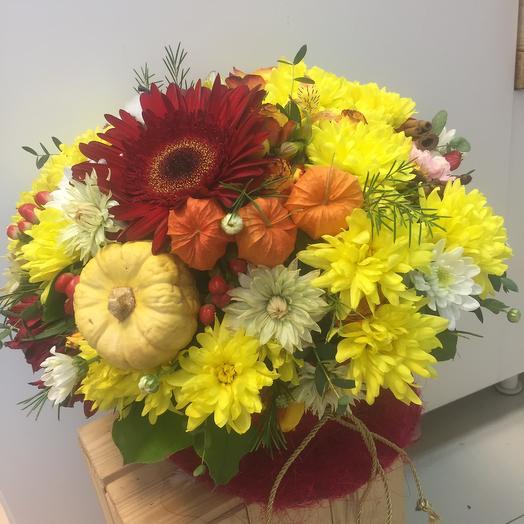 Глинтвейн: букеты цветов на заказ Flowwow