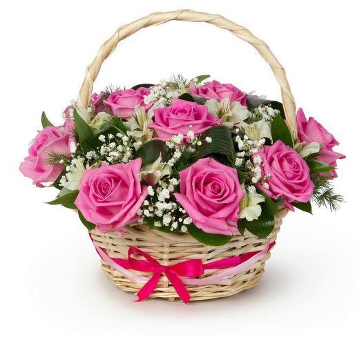 Корзина  04: букеты цветов на заказ Flowwow