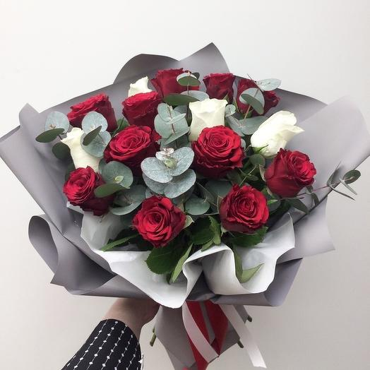 Искушение: букеты цветов на заказ Flowwow