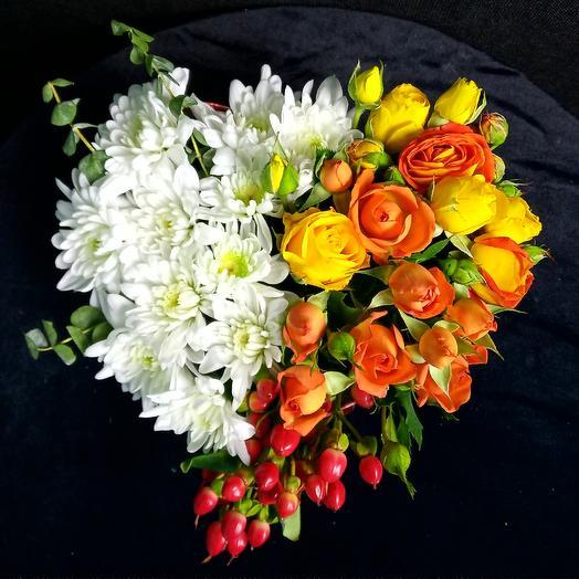 Бунт: букеты цветов на заказ Flowwow