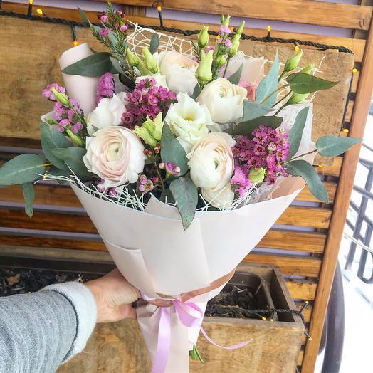 Прекрасной тебе: букеты цветов на заказ Flowwow