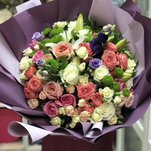 VIP подарок: букеты цветов на заказ Flowwow