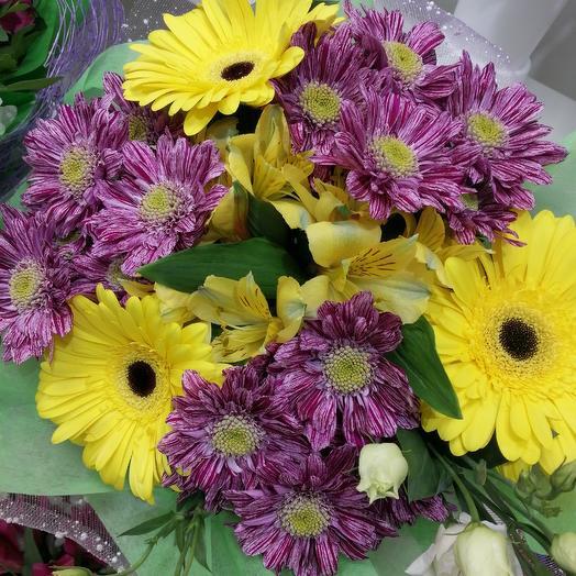 Мемфис: букеты цветов на заказ Flowwow