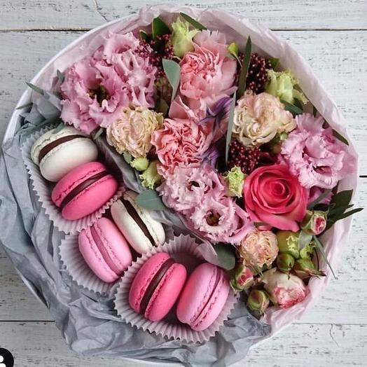 Сладенький: букеты цветов на заказ Flowwow