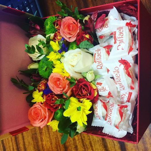 Рафаелл: букеты цветов на заказ Flowwow