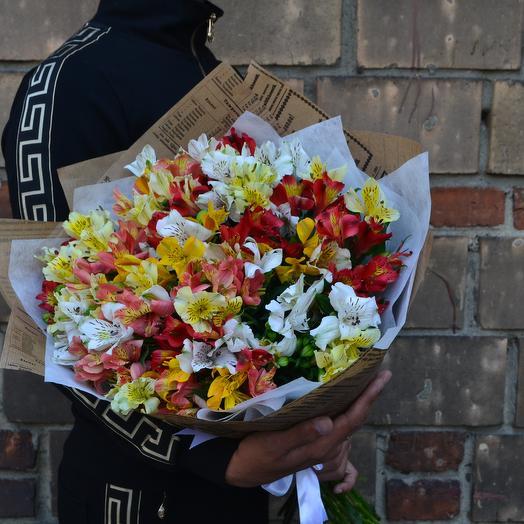 Мое послание тебе: букеты цветов на заказ Flowwow