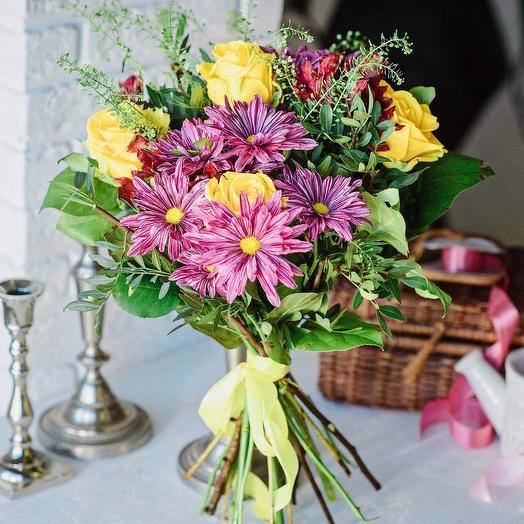 Впечатляющий момент: букеты цветов на заказ Flowwow