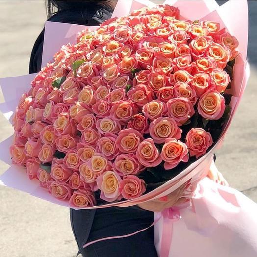 Miss pink rose