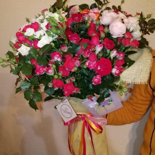 Spray roses: flowers to order Flowwow