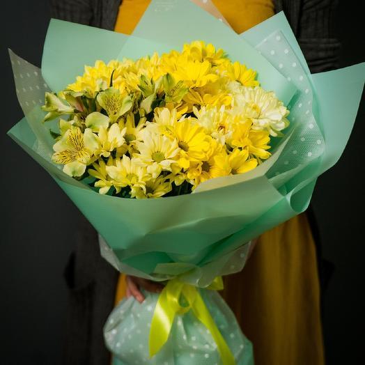 Солнышко в июне: букеты цветов на заказ Flowwow