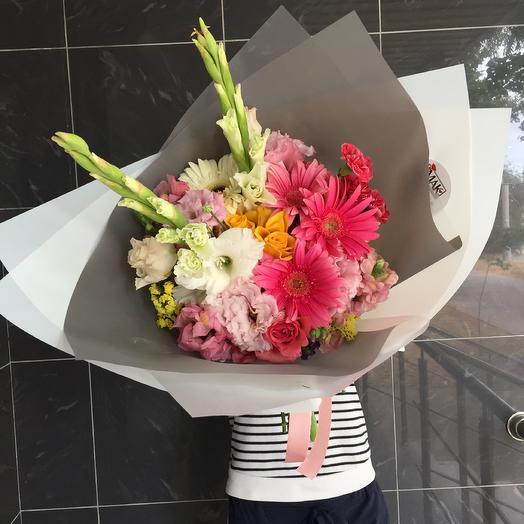 Фиеста 🤩: букеты цветов на заказ Flowwow