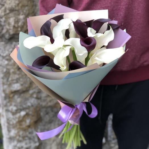 Моне: букеты цветов на заказ Flowwow