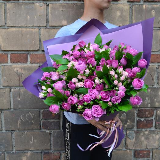 Императрица: букеты цветов на заказ Flowwow